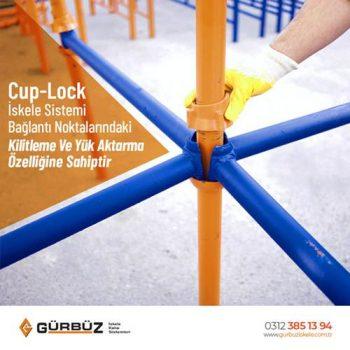 Cup Lock iskele Sistemleri