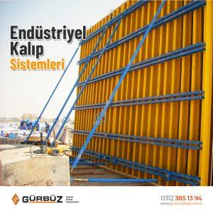Endüstriyel Kalıp Sistemleri