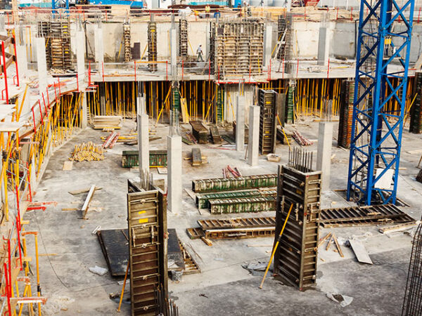 Formwork Types and Standards