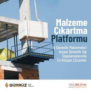 Malzeme Çıkartma Platformu