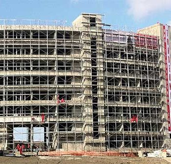 Installation of Construction Scaffolding And Its Considerations