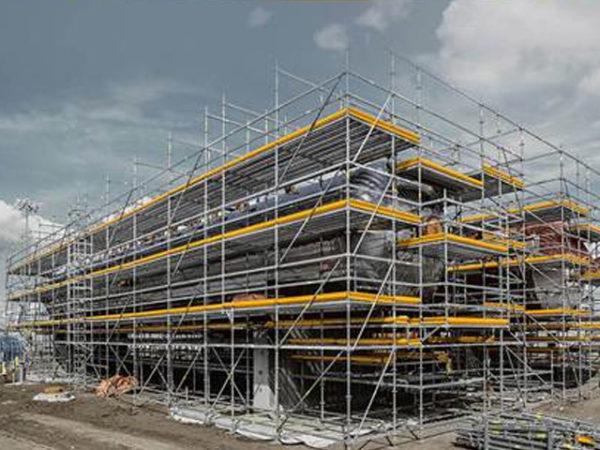 Exterior Scaffolding Manufacturer