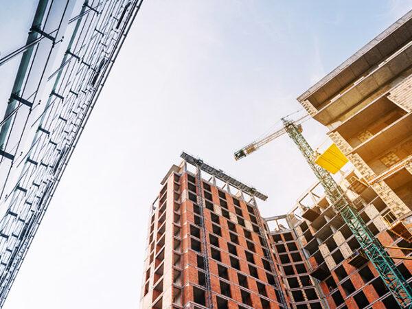 Facade Scaffolding Rental