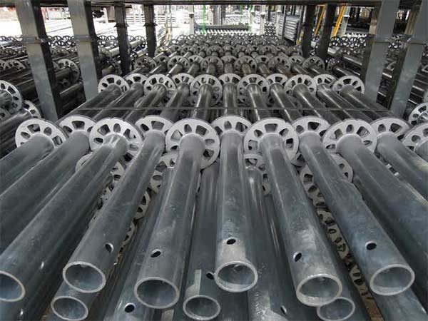 Scaffolding pipes for sale