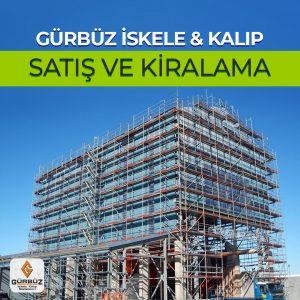 Ankara İskele ve Kalıp Sistemleri