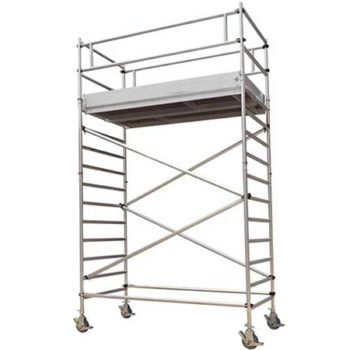 Advantages of Mobile Scaffolding Systems