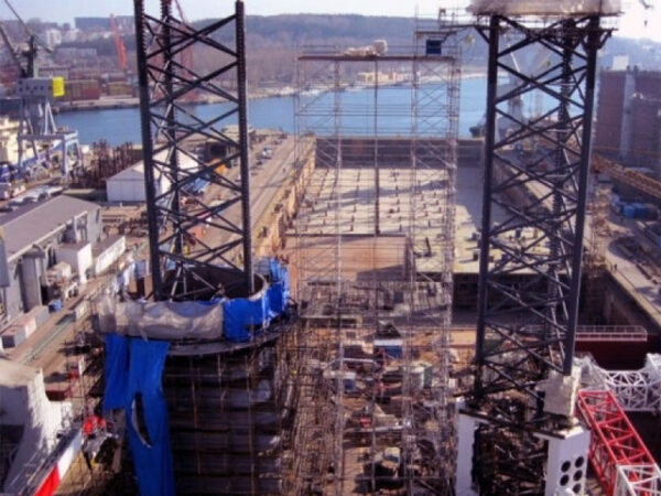 Scaffold Disassembly Rules