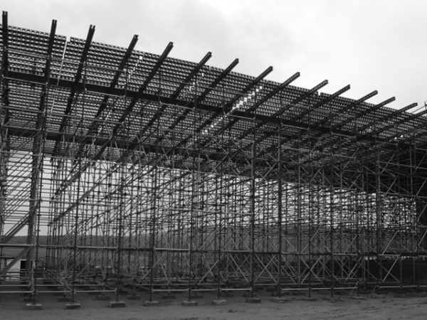 Scaffolding With Easy Assembly
