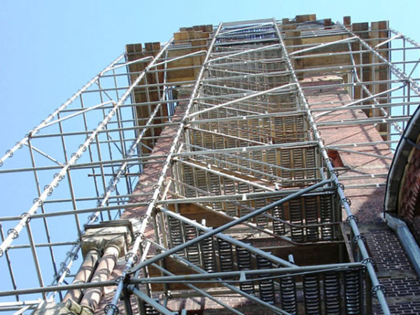 Staircase Tower Scaffold