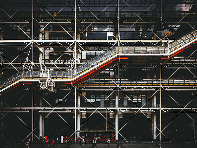 Types of Exterior Scaffolding
