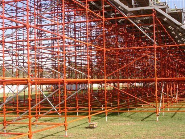 types of scaffoldings