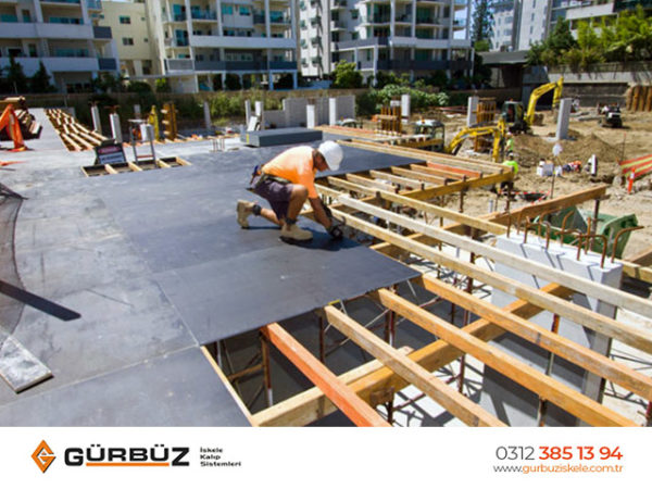 What is Plywood Formwork?